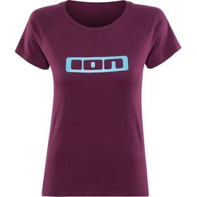 ION Logo Maglia a maniche corte Donna, rosa